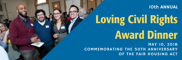 2018 Loving Award Dinner - May 10th